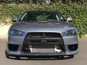 2014 Mitsubishi Lancer Evolution MR Air Conditioning  AC Audio  Auxiliary Audio Input Conveni