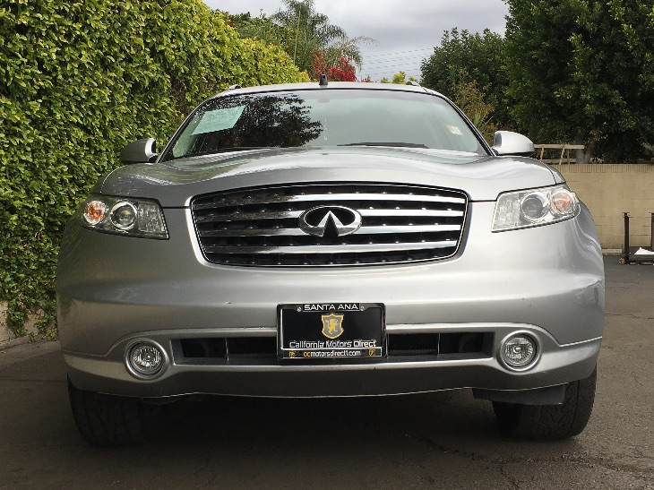 2003 Infiniti FX35 wOptions Convenience  Cruise Control Convenience  Security System Convenie