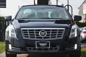 2014 Cadillac XTS Luxury Carfax Report - No AccidentsDamage Reported  Black Diamond Tricoat -
