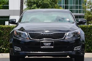 2015 Kia Optima EX Carfax 1-Owner  Ebony Black 20295 Per Month -ON APPROVED CREDIT---  -
