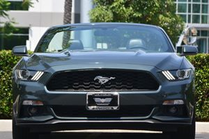 2016 Ford Mustang EcoBoost Premium  Gray  23543 Per Month -ON APPROVED CREDIT  See our entir
