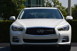 2014 INFINITI Q50 Premium Carfax 1-Owner  Moonlight White  ---  307 Per Month -ON APPROVED