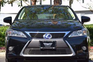 2014 Lexus CT 200h Hybrid PREMIUM Carfax 1-Owner Premium Package For Navigation Seat Comfort Pac
