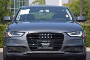 2014 Audi A4 20T Premium Carfax 1-Owner - No AccidentsDamage Reported Abs And Driveline Tractio