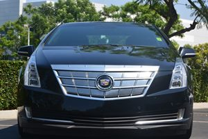 2014 Cadillac ELR PREMIUM Carfax 1-Owner - No AccidentsDamage Reported  Black Raven  ---