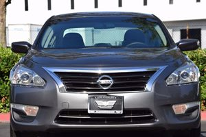 2015 Nissan Altima 25 S Carfax 1-Owner Abs And Driveline Traction Control Airbag Occupancy Sens