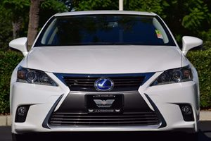 2015 Lexus CT 200h  Carfax 1-Owner - No AccidentsDamage Reported Backup Camera Mounted In Auto-D