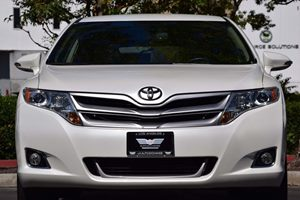 2014 Toyota Venza LE Carfax 1-Owner - No AccidentsDamage Reported Abs And Driveline Traction Con