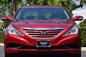 2014 Hyundai Sonata GLS Carfax 1-Owner 150 Amp Alternator 273 Axle Ratio Abs And Driveline Tra
