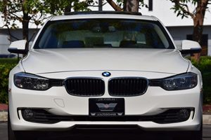 2014 BMW 3 Series 328i SULEV Carfax 1-Owner - No AccidentsDamage Reported 315 Axle Ratio Abs A