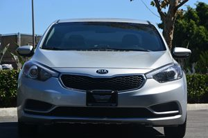 2015 Kia Forte LX Carfax 1-Owner  Silver  We are not responsible for typographical errors All