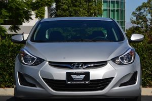2015 Hyundai Elantra SE Carfax 1-Owner  Shimmering Air Silver  We are not responsible for typo