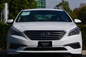 2015 Hyundai Sonata SE Carfax 1-Owner  Quartz White Pearl 17697 Per Month -ON APPROVED CREDI