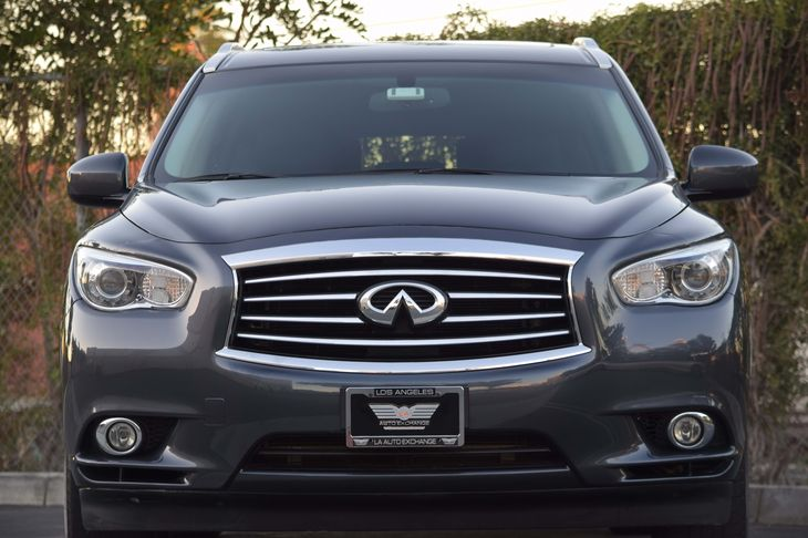 2014 INFINITI QX60 Base 150 Amp Alternator 517 Axle Ratio Abs And Driveline Traction Control E