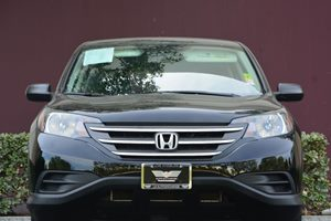 2014 Honda CR-V LX Carfax 1-Owner - No AccidentsDamage Reported  Crystal Black Pearl 21594 P