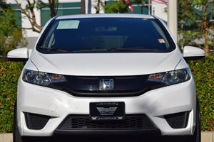 2016 Honda Fit LX Carfax 1-Owner Abs And Driveline Traction Control Airbag Occupancy Sensor Bac