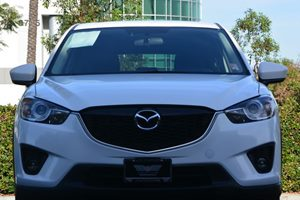 2014 Mazda CX-5 Grand Touring Carfax 1-Owner  Crystal White Pearl Mica 24193 Per Month -ON A