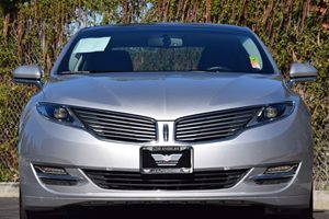 2014 Lincoln MKZ  257 Axle Ratio Abs And Driveline Traction Control Advancetrac Electronic Stab