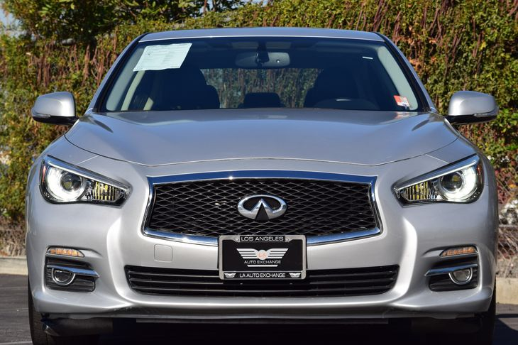2014 INFINITI Q50 Premium 150 Amp Alternator 336 Axle Ratio Abs And Driveline Traction Control