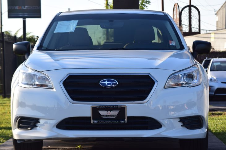 2017 Subaru Legacy 25i  Crystal White Pearl TAKE ADVANTAGE OF OUR PUBLIC WHOLESALE PRICING G