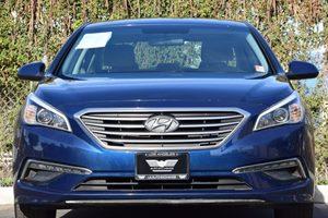 2015 Hyundai Sonata SE Carfax 1-Owner 150 Amp Alternator 288 Axle Ratio Abs And Driveline Trac