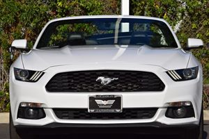 2016 Ford Mustang EcoBoost Premium Carfax 1-Owner - No AccidentsDamage Reported 331 Axle Ratio