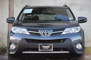 2015 Toyota RAV4 XLE Carfax 1-Owner 3815 Axle Ratio Airbag Occupancy Sensor Convenience Autom