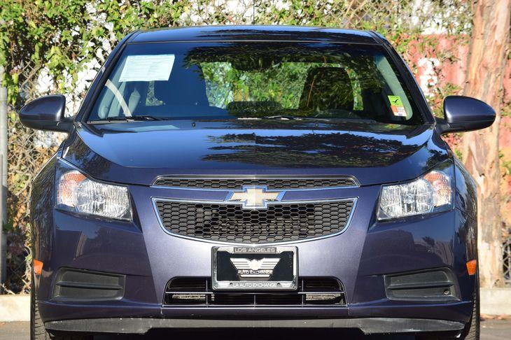 2014 Chevrolet Cruze 1LT Auto Audio AmFm Stereo Door Locks Rear Child Security Engine Type T