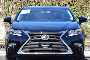 2016 Lexus ES 350  Carfax 1-Owner 130 Amp Alternator 346 Axle Ratio Abs And Driveline Traction