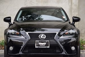 2014 Lexus IS 250  Carfax 1-Owner 100 Amp Alternator 373 Axle Ratio Abs And Driveline Traction