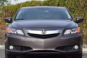 2015 Acura ILX 20L wPremium Carfax 1-Owner Abs And Driveline Traction Control Airbag Occupancy