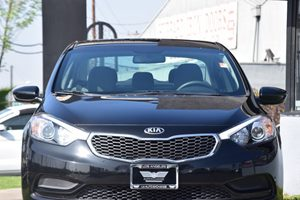 2015 Kia Forte LX Carfax 1-Owner  Aurora Black 16314 Per Month -ON APPROVED CREDIT--- -