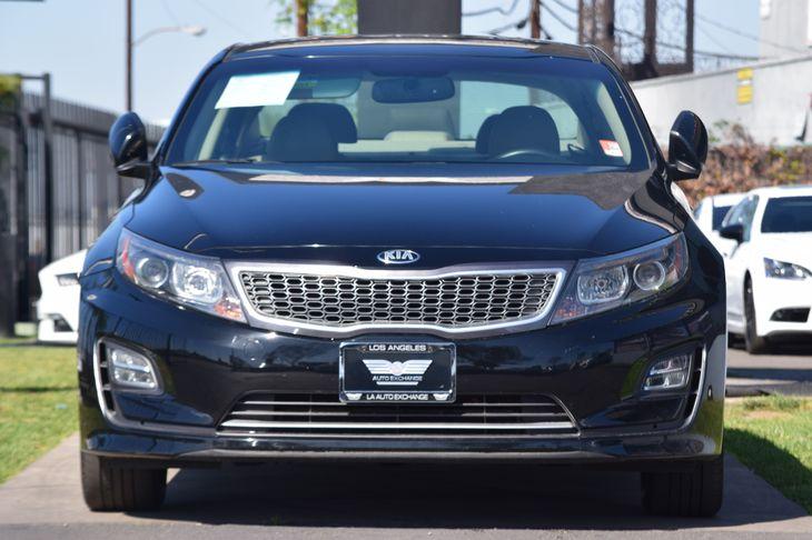 2014 Kia Optima Hybrid EX Convenience Adjustable Steering Wheel Convenience Leather Steering Wh