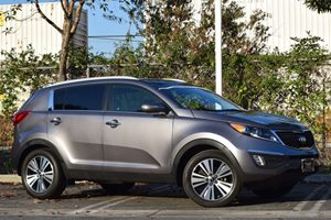 2015 Kia Sportage EX Abs And Driveline Traction Control Airbag Occupancy Sensor Audio Premium S