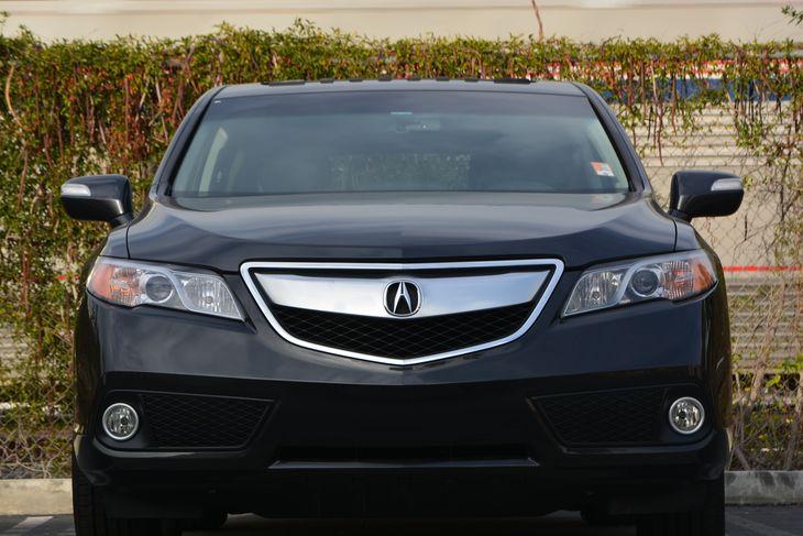 2014 Acura RDX wTech Audio Premium Sound System Convenience Cruise Control Fuel Economy 20 M