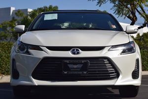2016 Scion tC Base Carfax 1-Owner  White 19646 Per Month -ON APPROVED CREDIT See our entire