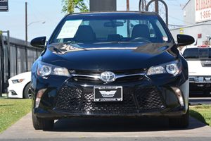 2015 Toyota Camry SE  Attitude Black 21594 Per Month -ON APPROVED CREDIT---  ---  See