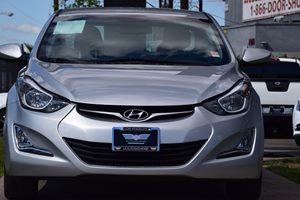 2015 Hyundai Elantra SE Carfax 1-Owner  Symphony Silver 15748 Per Month -ON APPROVED CREDIT