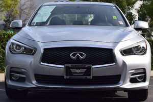 2014 INFINITI Q50 Premium Carfax 1-Owner - No AccidentsDamage Reported  Silver -  2809 Per