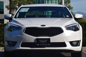 2015 Kia Cadenza Premium  Snow White Pearl 23543 Per Month -ON APPROVED CREDIT--- ---