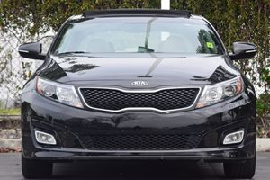 2014 Kia Optima EX Carfax 1-Owner - No AccidentsDamage Reported  Ebony Black  We are not resp