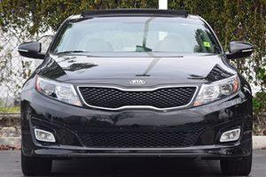 2014 Kia Optima EX  Ebony Black  We are not responsible for typographical errors All prices li