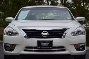 2015 Nissan Altima 25 SV 110 Amp Alternator 483 Axle Ratio Abs And Driveline Traction Control