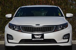 2014 Kia Optima Hybrid LX Carfax 1-Owner - No AccidentsDamage Reported  Snow White Pearl  We