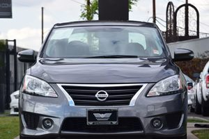 2015 Nissan Sentra SR Carfax 1-Owner - No AccidentsDamage Reported  Amethyst Gray 17047 Per