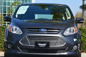 2015 Ford C-Max Energi SEL Carfax 1-Owner  Gray  -18347 Per Month -ON APPROVED CREDIT---