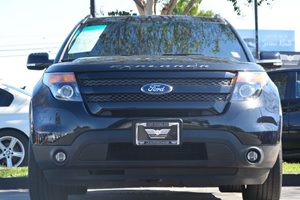 2015 Ford Explorer Sport Carfax 1-Owner  Tuxedo Black Metallic -39548 Per Month -ON APPROVE