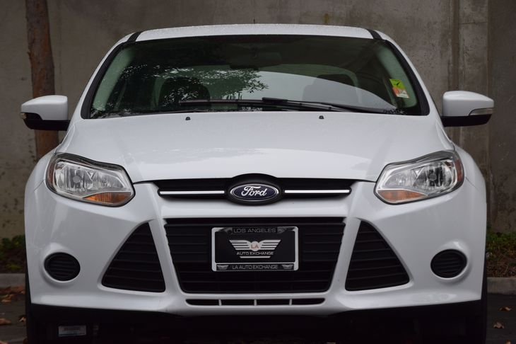2014 Ford Focus SE Abs And Driveline Traction Control Airbag Occupancy Sensor Audio Auxiliary A