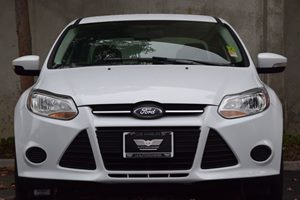 2014 Ford Focus SE Carfax 1-Owner - No AccidentsDamage Reported Abs And Driveline Traction Contr