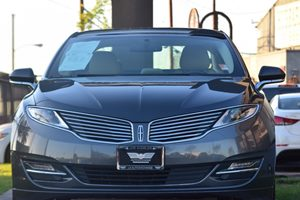 2015 Lincoln MKZ Base Carfax 1-Owner - No AccidentsDamage Reported  Gray 26142 Per Month -O